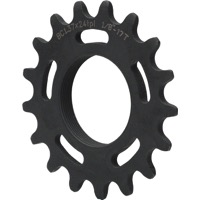 All-City Track Cogs - 18t (Black) CroMo