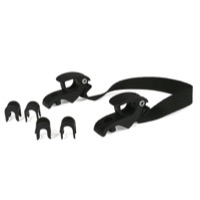 Ortlieb TopHooks with Handle - QL1 x  8/10/16mm (Top Hooks w/Strap)
