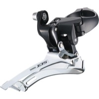 Shimano FD-5700 105 Double Front Derailleur - 10 Speed - 28.6/31.8mm (Black)