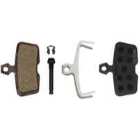 Sram/Avid Mountain Disc Brake Pads - Code / Code R / Code RSC Guide RE (Organic/Steel Backed)