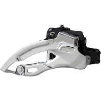 Sram X9 Front Derailleur - 10 Speed - Low Mount (TS), Top Pull, 31.8/34.9mm Clamp (3x10)