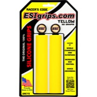 ESI Racers Edge Grips - Pair (Yellow)