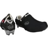 Planet Bike Dasher Toe Covers - Large (Black)