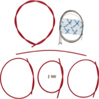 Campagnolo Full Cable Sets - Ultra Ergo (11 Speed) (Red)