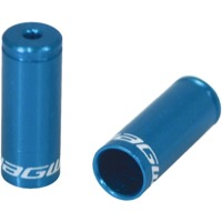 Jagwire End Cap Hop-Up Kits - Blue (4mm)