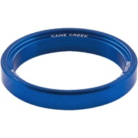 Cane Creek 110 Series Alloy Interlok Spacers - 5.0mm Interloc (Blue)
