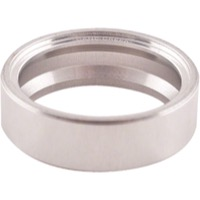 Cane Creek 110 Series Alloy Interlok Spacers - 10.0mm Interloc (Silver)