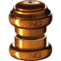 "Chris King Griplock No Threadset - Gold 1 1/8"" (Sotto Voce Logo)"