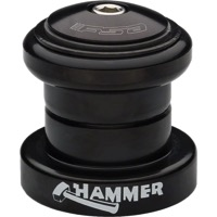 "FSA Hammer Heavy Duty Headset - 1 1/8"" Threadless (Black)"