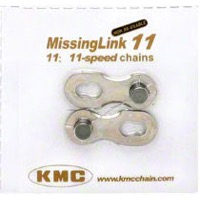 KMC Missing Link Connectors - MissingLink-11 11sp Chain, KMC/Shimano/Sram (Each)