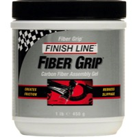 Finish Line Fiber Grip Carbon Assembly Gel - 1lb tub