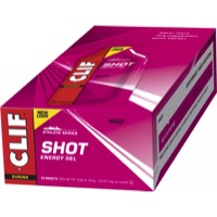 Clif Bar Shot Gels - Raspberry (24 Pack)