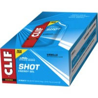 Clif Bar Shot Gels - Vanilla (24 Pack)