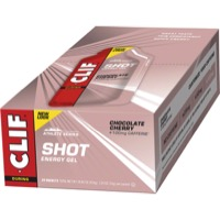 Clif Bar Shot Gels - Chocolate Cherry Turbo (24 Pack)