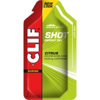 Clif Bar Shot Gels - Citrus w/ Caffeine (Single Serving)