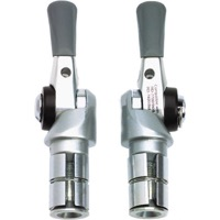 Shimano SL-BS77 Dura-Ace 7700 Bar End Shifters - 2/3 x 9 (Bar-End Mount)