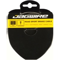 Jagwire Sport Slick Stainless Brake Cables - Shimano Extra Long 2750mm (Road Only)