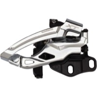 Shimano FD-M785 XT E2 Double Front Derailleur - 10 Speed - E2 Type (10 Speed)
