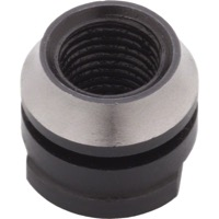 Wheels Manufacturing Hub Cones - CN-R096 Front Cone: 12.7 x 15.0mm