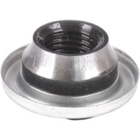 Wheels Manufacturing Hub Cones - CN-R102 Front Cone: 10.6 x 14.8mm