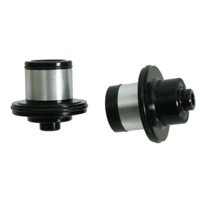 Stans Hub and Wheel Axle Conversion Kits - Front 20x110mm T-A to 9x100mm QR (Front (IS): 3.30HD/Flow disc)
