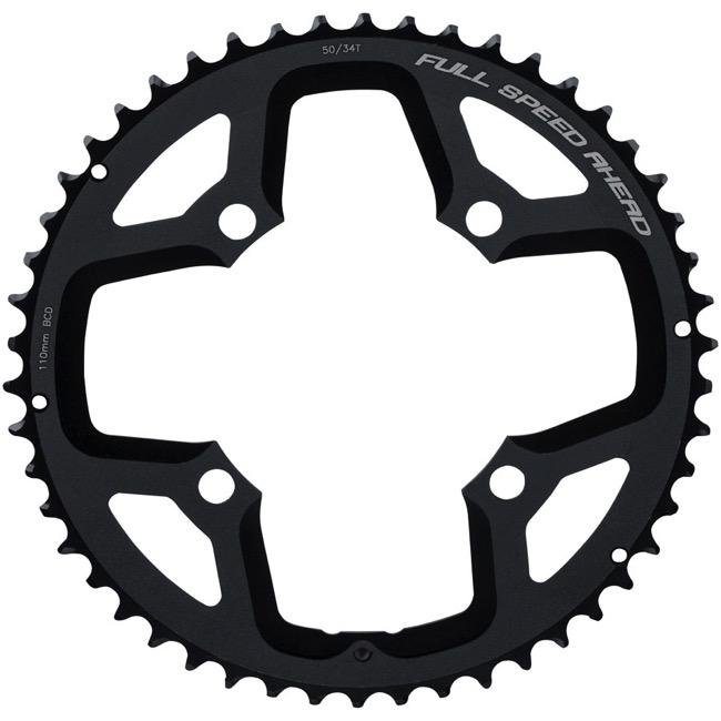 FSA Pro Road N-10//11 Chainring 110 x 34t Black
