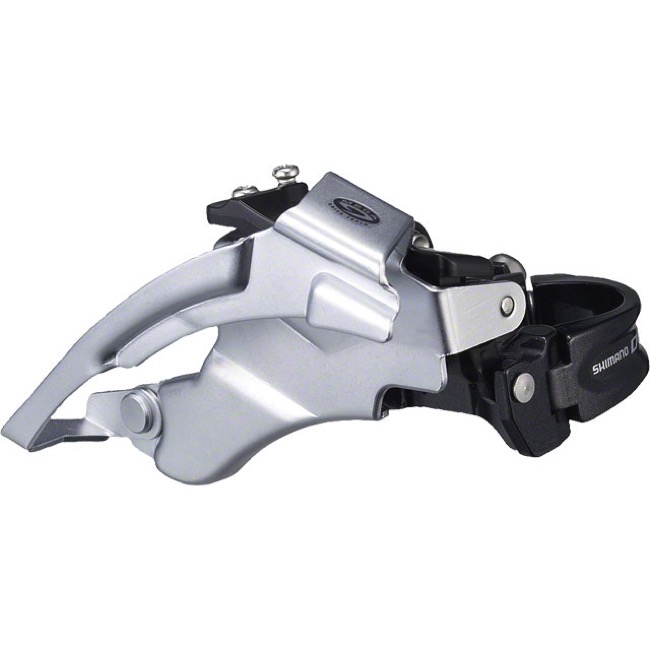 3faa9388f6c Universal Cycles -- Shimano FD-M590 Deore Triple Front Derailleur ...