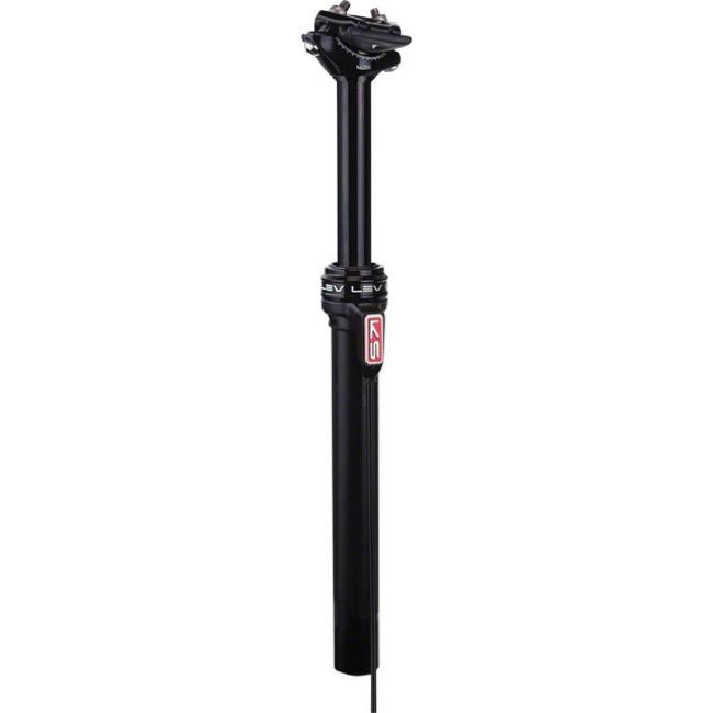 Kind Shock KS LEV 100mm Adjustable Dropper Seatpost with Remote 27.2 x 400mm