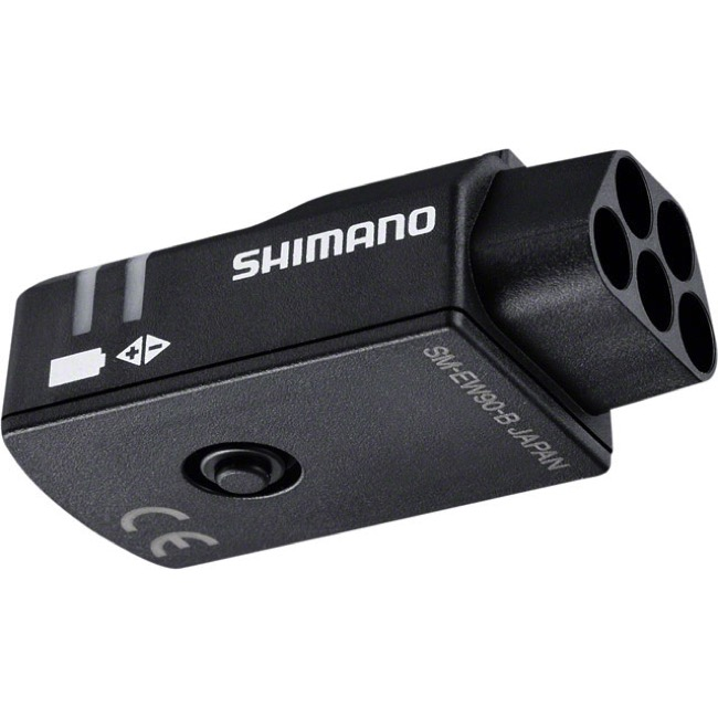 Shimano EW90-A//B Di2 Junction Box Hook and Mounting Plate New
