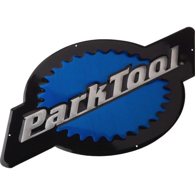 "PARK TOOL MLS-1 METAL LOGO SIGN--21/"" x 11-1//2/"""