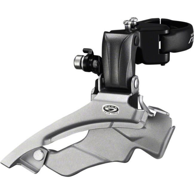 Details about  /Shimano Deore XT FD-M771 3x10-fach Derailleur Direct Mounting FDM771D6 New