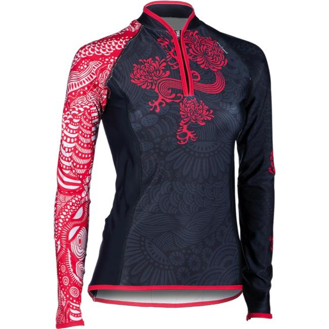Universal Cycles -- Shebeest Divine Hana Long Sleeve Jersey - Hot ... 455e80254