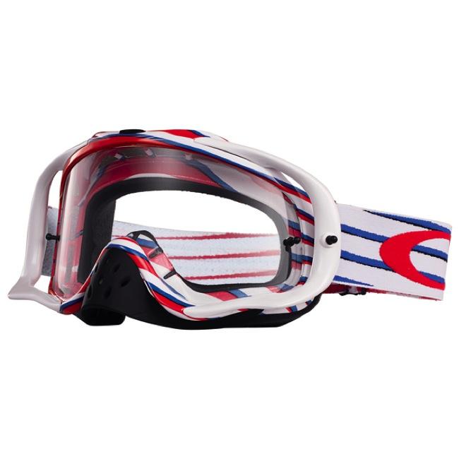 2c66794e9a Universal Cycles -- Oakley Crowbar MX Goggles - Nemesis Red White ...