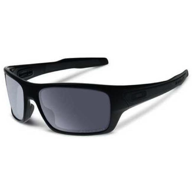 6c0fb98e96 More Oakley Turbine Polarized Sunglasses... Oakley Turbine Sunglasses - Matte  Black Daily ...