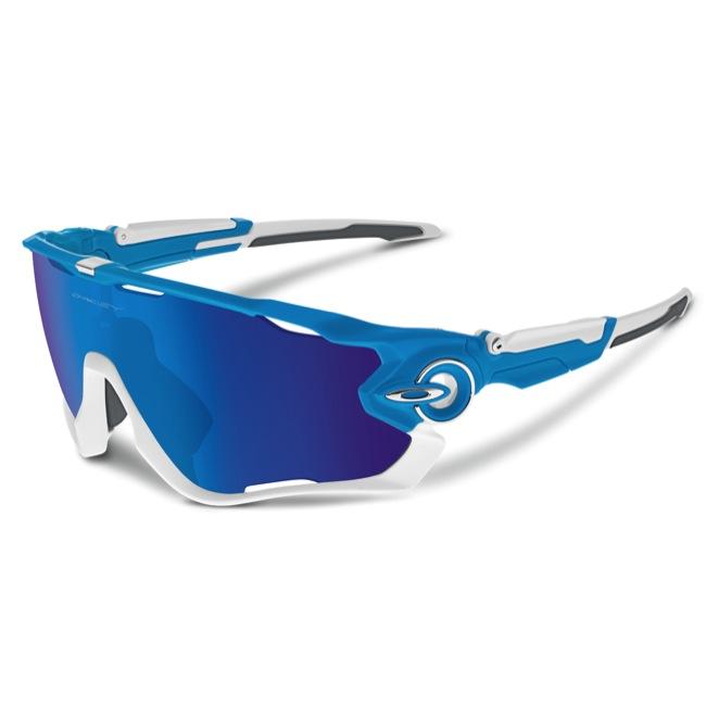 f05247deb8a Universal Cycles -- Oakley Jawbreaker Sunglasses - Sky Blue Sapphire ...