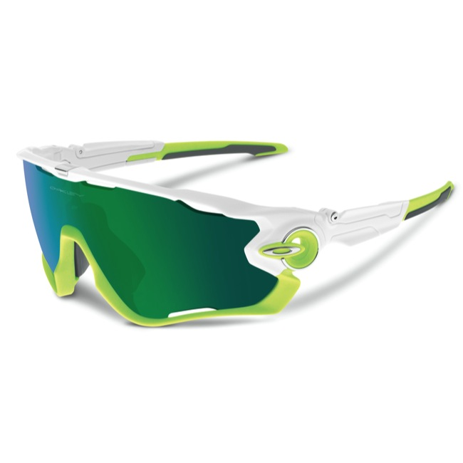 074a72d9bd5 Universal Cycles -- Oakley Jawbreaker Sunglasses - Polished White ...
