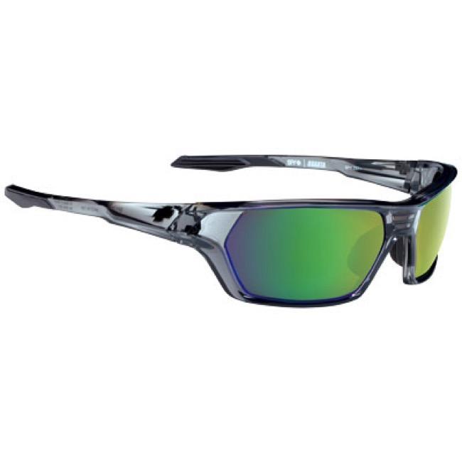 ca165e6a76 Spy Optic Quanta Sunglasses - Clear Smoke - Clear Smoke (Bronze w Green  Spectra