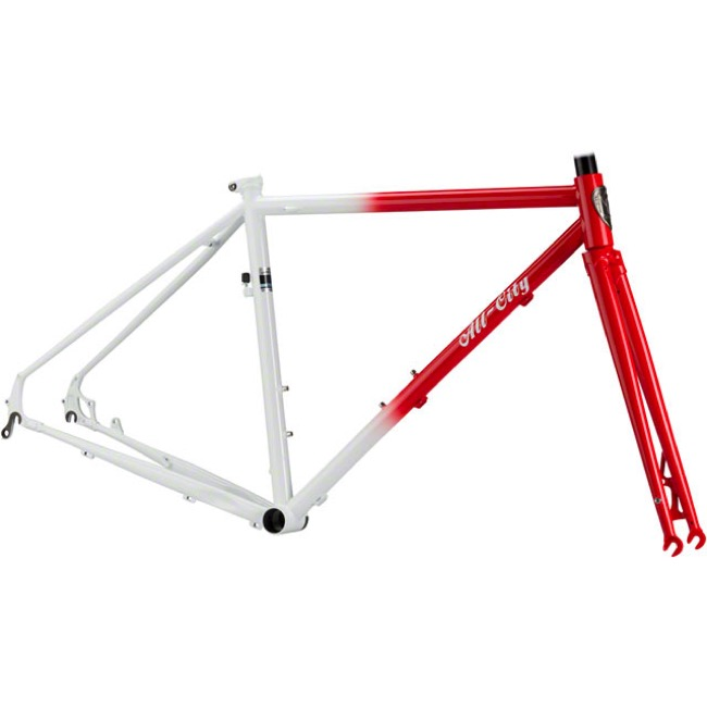all city macho man disc frame 2016 redwhite fade