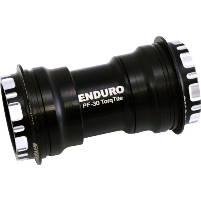 Enduro TorqTite PF30 to 24mm Bottom Bracket - XD-15 Angular Contact Ceramic  Bearings