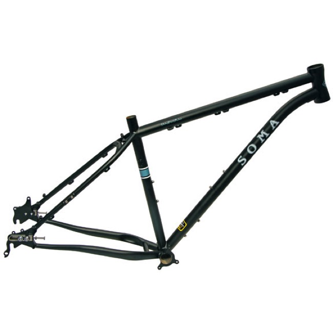 Universal Cycles -- Soma Sandworm FatBike/Plus Frames - Kingsford ...