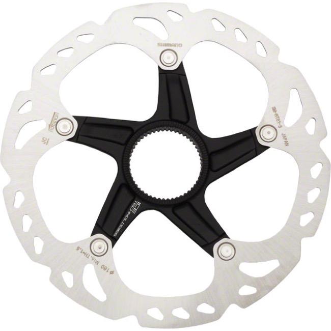 Shimano SM-RT98 Centerlock Disc Brake Rotor Lock Ring Black