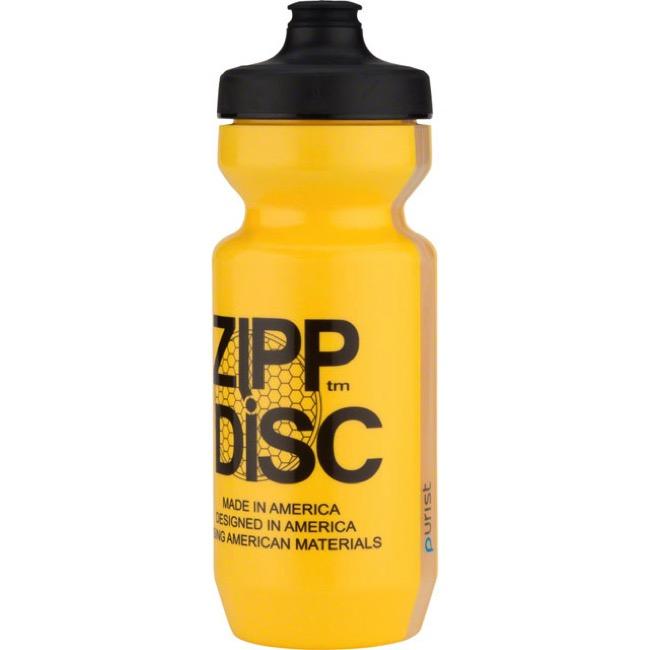 Zipp Purist Watergate Water Bottle by Specialized 22 oz Firecrest Red