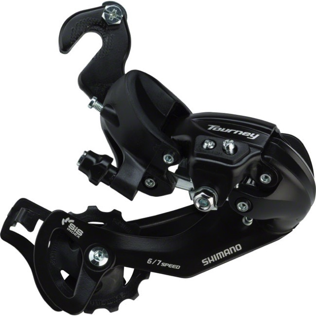 Shimano RD-TY300 Tourney Rear Derailleur - 6/7 Speed