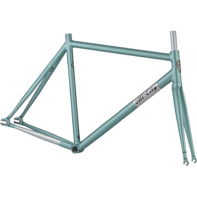 all city thunderdome track frameset 2017 mint