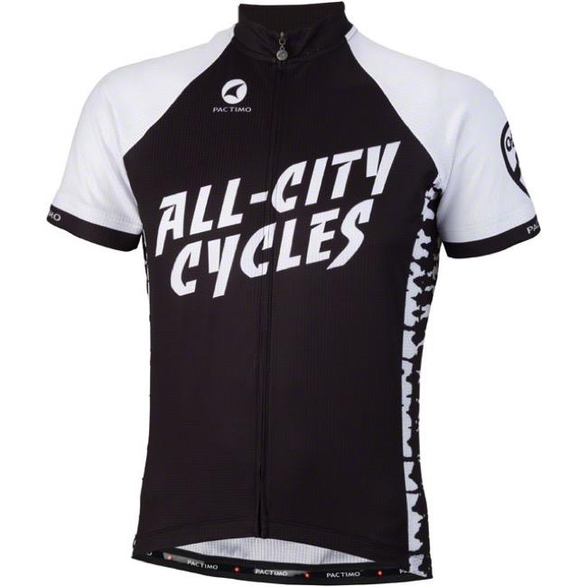 Universal Cycles -- All-City Wangaaa! Men s Jersey - Black White  09 ... f1b4eab90