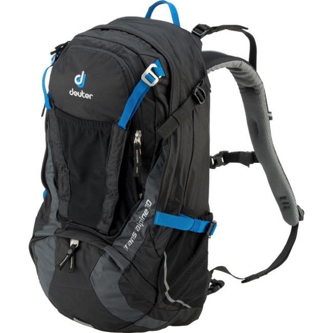 b5d614014 Universal Cycles -- Deuter Trans Alpine 30 Backpack - Black/Graphite ...
