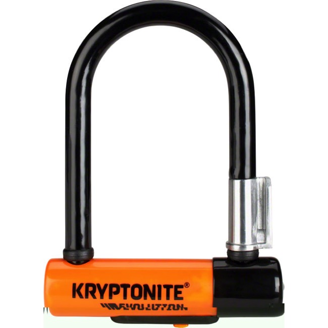 Kryptonite Keeper Mini-6 U-Lock 3.25 x 6/""