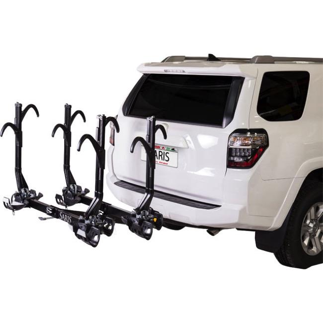Universal Cycles Saris Freedom Superclamp Ex 4 Bike Hitch Rack