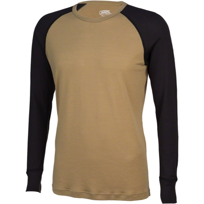 Universal Cycles -- Surly Men s Long Sleeve Raglan Shirt - Two Tone ... 796e9a2841e