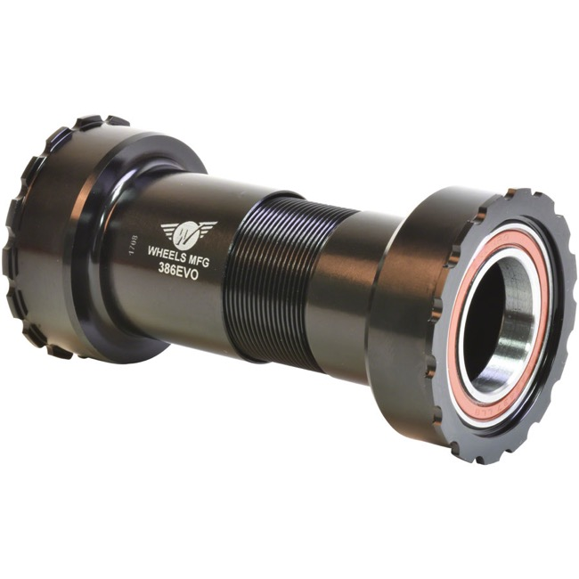 Wheels Manufacturing PF30A Outboard Bottom Bracket for 22//24mm cranks